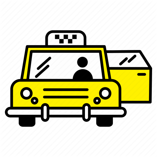 \'Taxi\' by ibrandify.