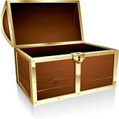 Open treasure chest clipart 2 » Clipart Station.