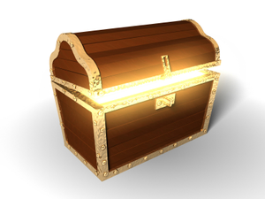 Chest Image Open Treasure Chest Png #18619.