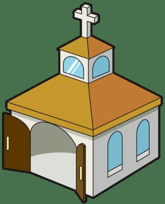 Open church doors clipart 2 » Clipart Portal.