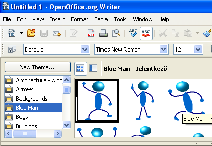 Open office clipart library.