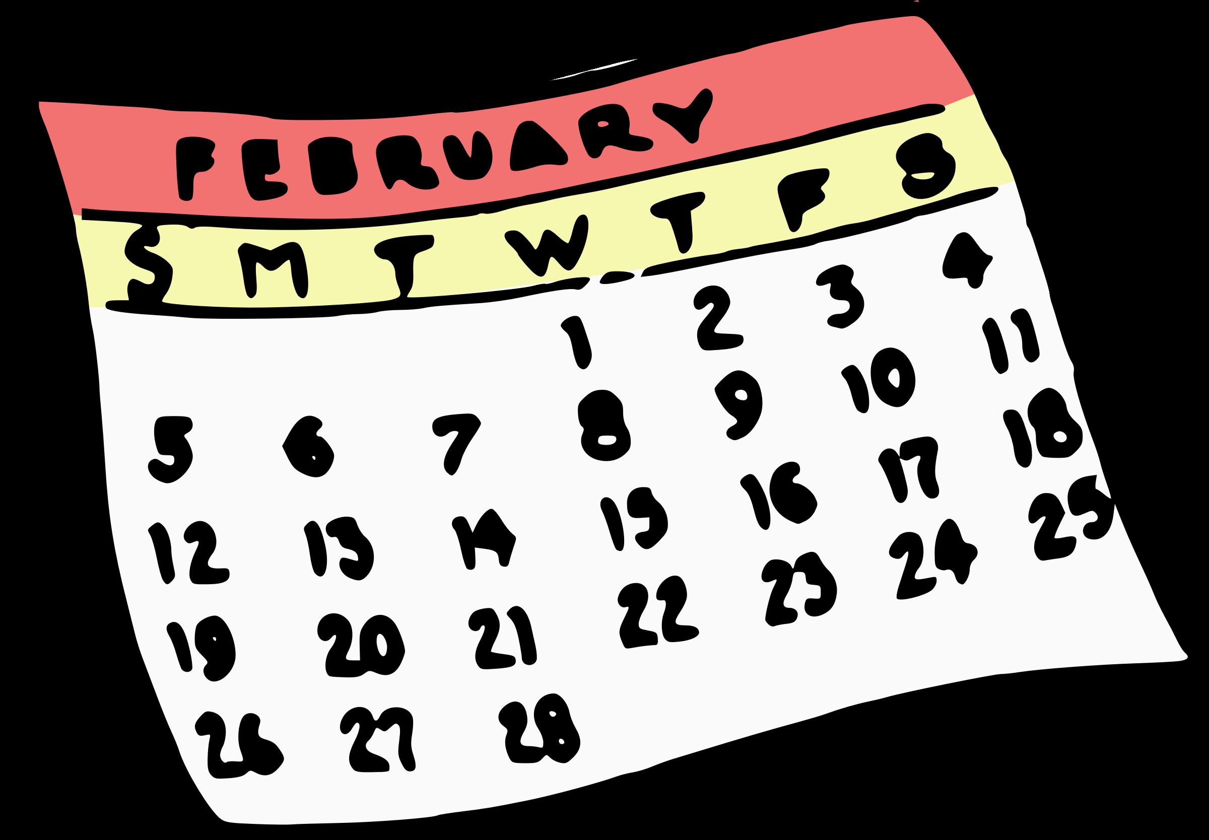Clip art Openclipart Vector graphics Calendar.