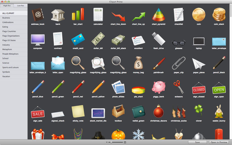 35+ Free Clipart For Mac.