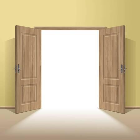 Open The Door Clipart.