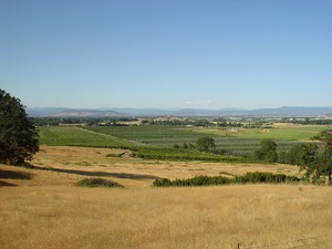 Southern Oregon Photo Clipart Image.