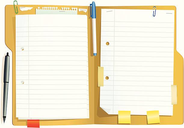 Open Folder Clipart.