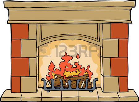Cartoon Fireplace Images & Stock Pictures. Royalty Free Cartoon.