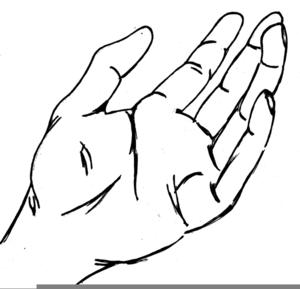 Open Hands Cliparts.
