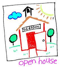 open house clip art.
