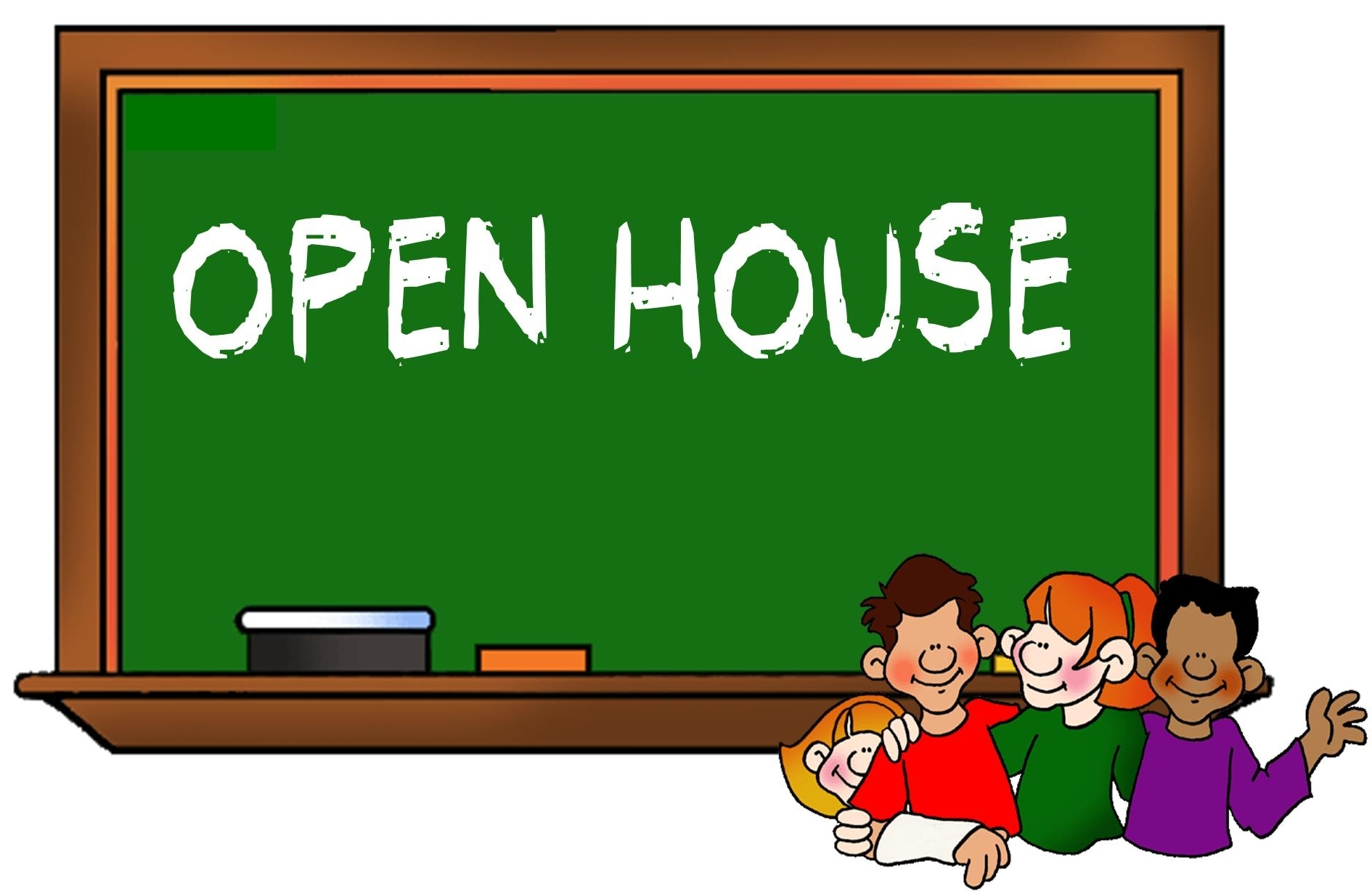 Showing post & media for Cartoon open house clip art.