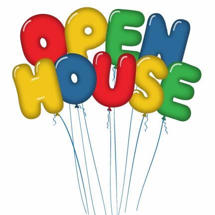 Best School Open House Clip Art #20420.