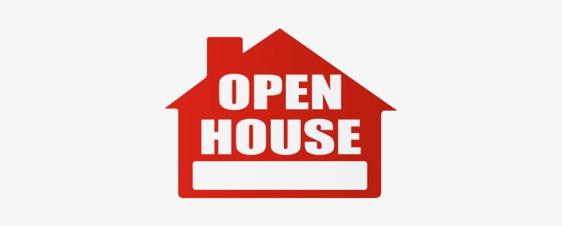 Open House Png.