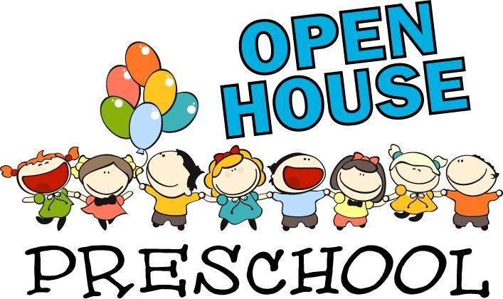 Open House School Clipart on Preschool Crafts