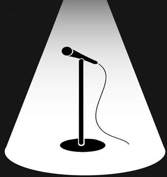 Open mic clipart » Clipart Portal.
