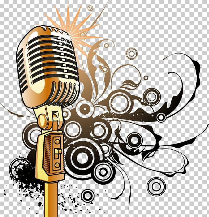 Microphone Radio Drawing Open Mic PNG, Clipart, Art, Audio.