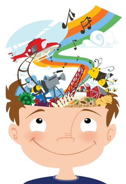 Open minded clipart 4 » Clipart Station.