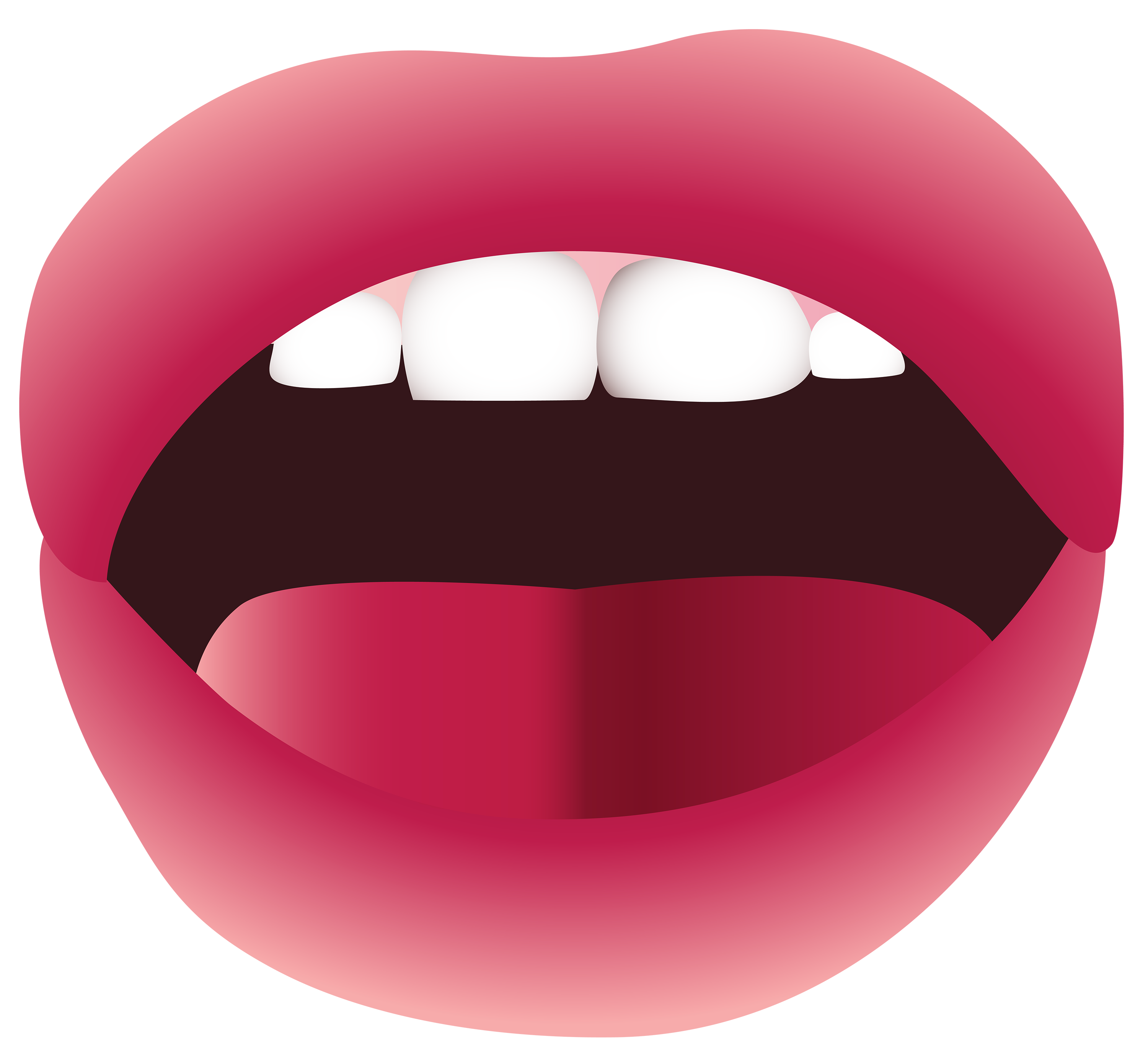 Open Mouth PNG Clipart.