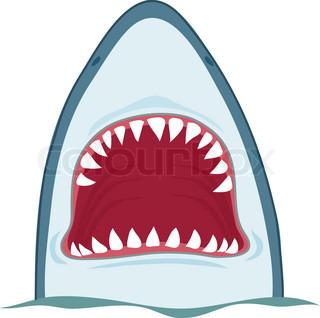 Shark Mouth Drawing at GetDrawings.com.