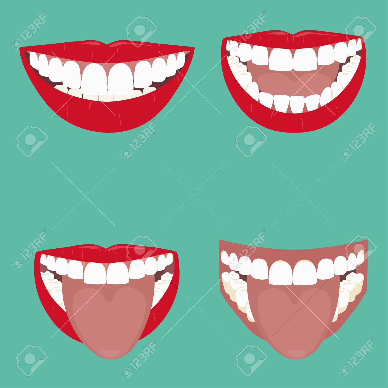 Картинки как сделать рот