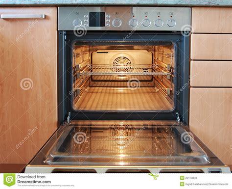 Open Oven.
