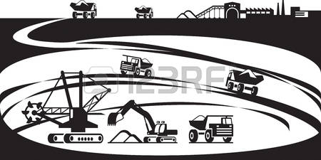 122 Open Pit Cliparts, Stock Vector And Royalty Free Open Pit.
