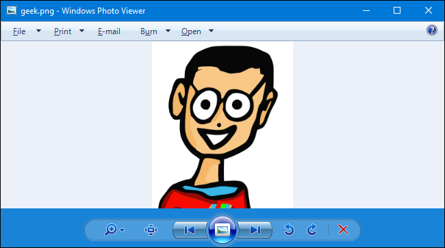 How to Make Windows Photo Viewer Your Default Image Viewer.
