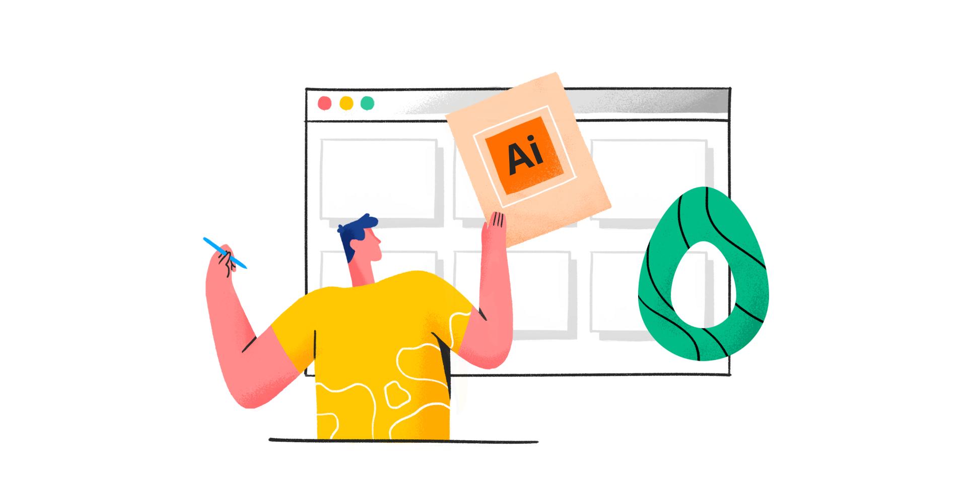 How to open Adobe Illustrator design files online?.