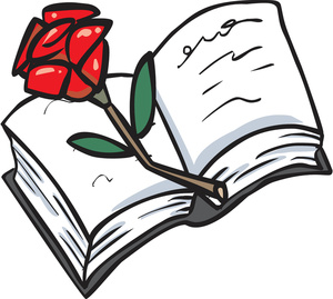 Rose Clipart Image.