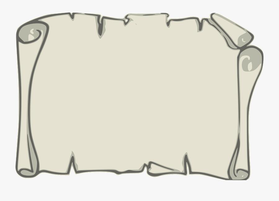 Open Scroll Clip Art , Free Transparent Clipart.