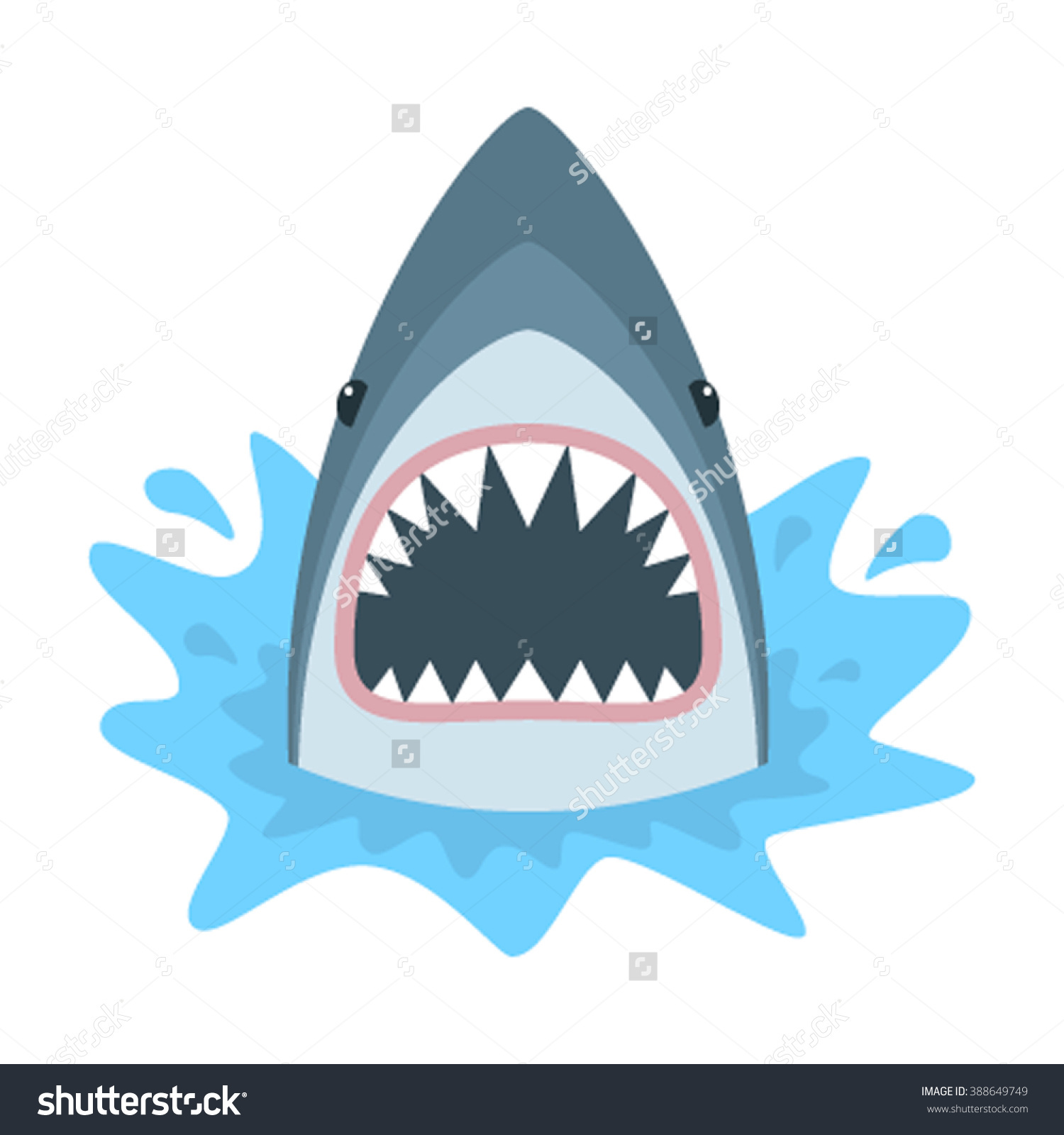 open shark mouth clipart clipground Great White Sharks Pencil Drawings Shark Drawings in Pencil