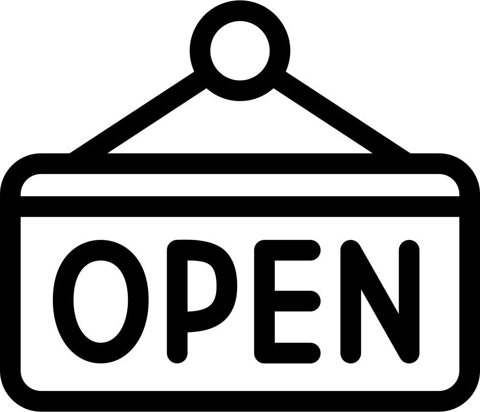 Open sign clipart clipart images gallery for free download.