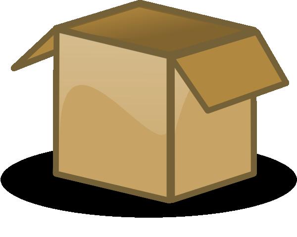 Square clipart box.