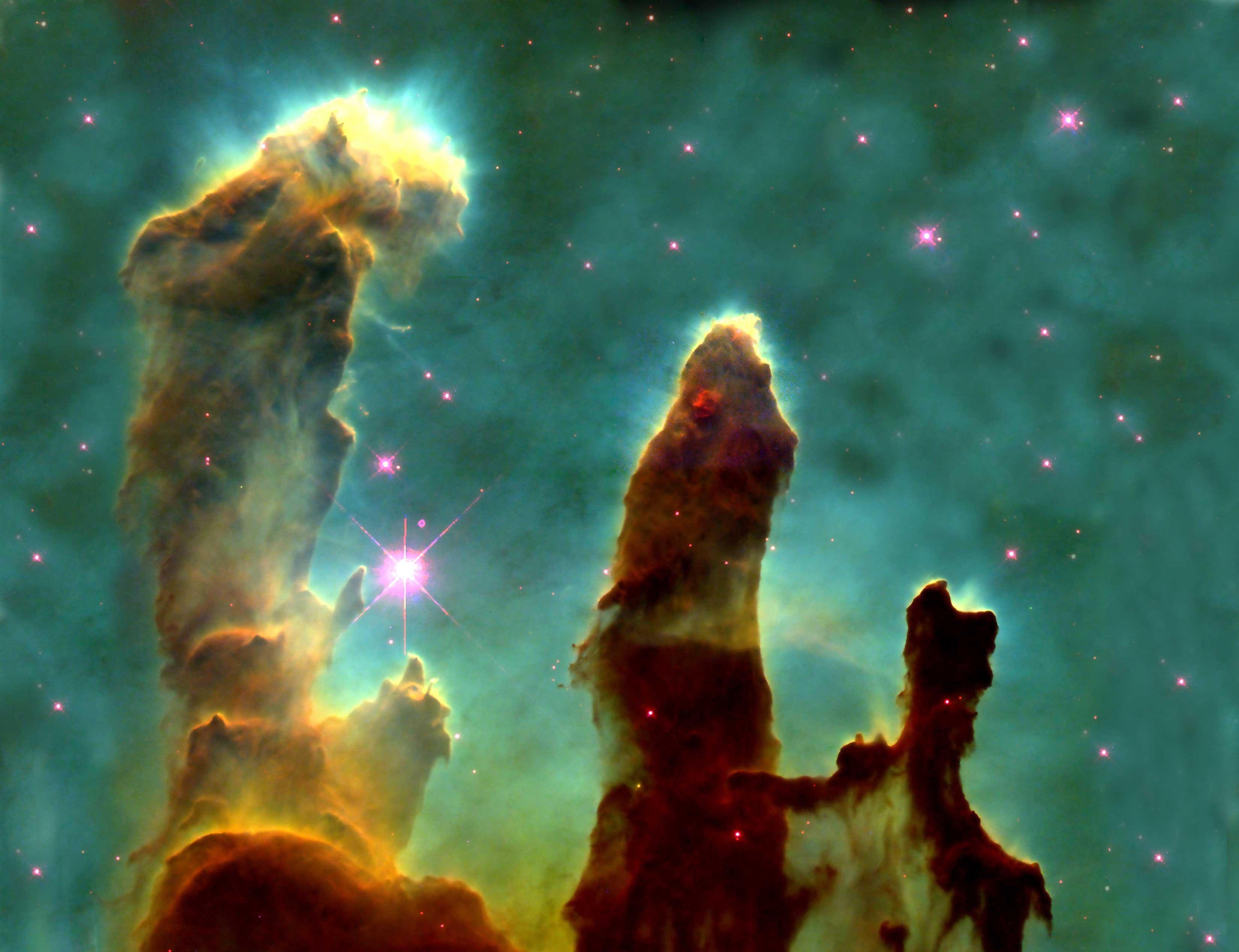Free stock photo of all, astronautics, constellation snake.