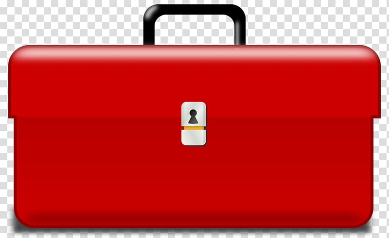 Tool Boxes , toolbox transparent background PNG clipart.