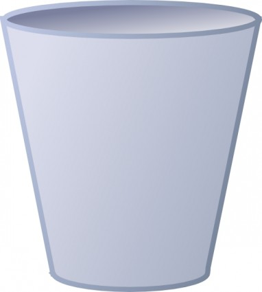 Open trash can clipart » Clipart Station.