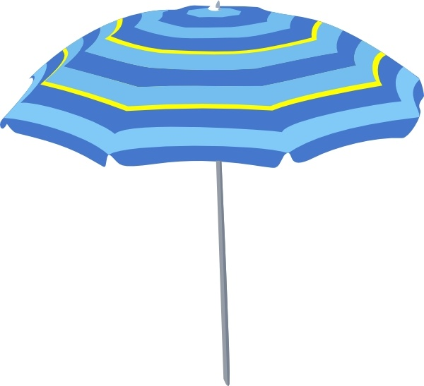 Umbrella clip art Free vector in Open office drawing svg ( .svg.