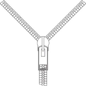 Free Open Zipper Png, Download Free Clip Art, Free Clip Art.