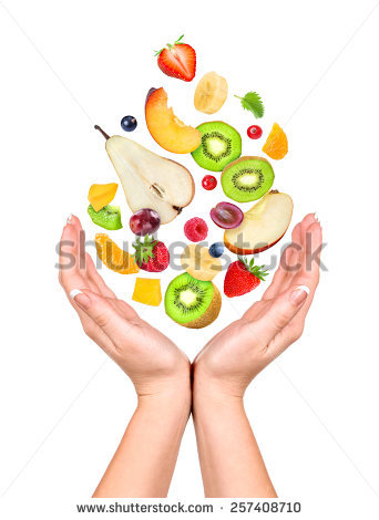 Dessert Fruit Stock Photos, Royalty.