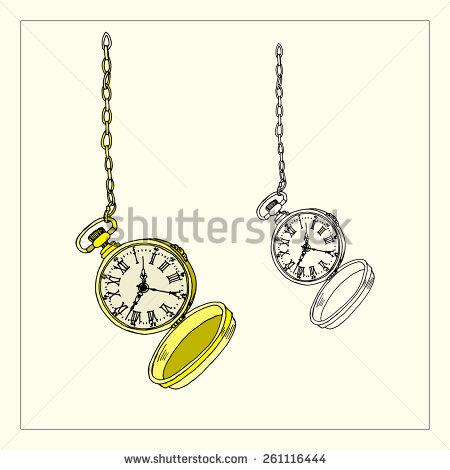 Pocket Watch Stock Photos, Royalty.