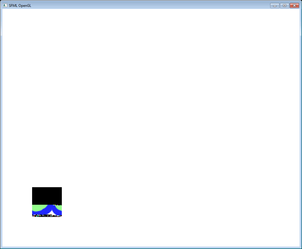 Loading a BMP and Mapping to Square with openGL C++.