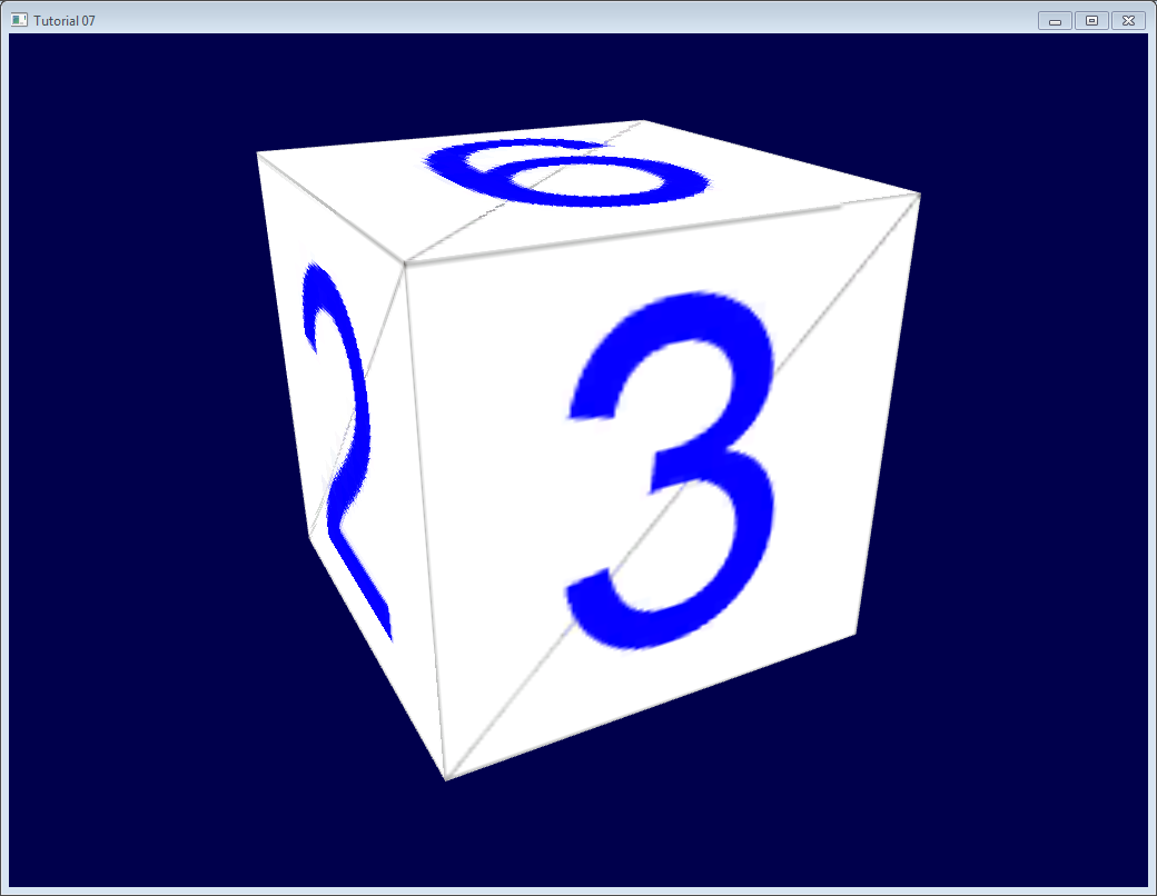 Tutorial 7 : Model loading.