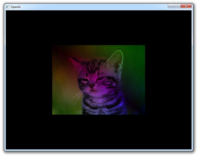 OpenGL.
