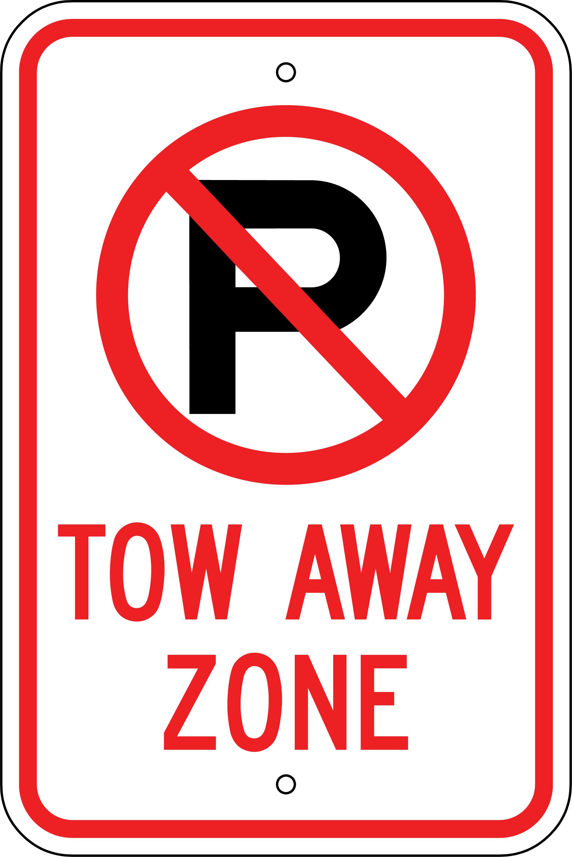 Printable No Parking Signs.
