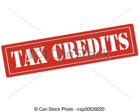 Tax Credit Clipart.