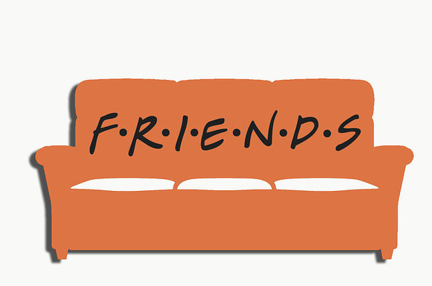 """How Well Do You Know The """"Friends"""" Opening Credits."""