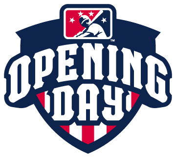 Baseball Opening Day Clipart.
