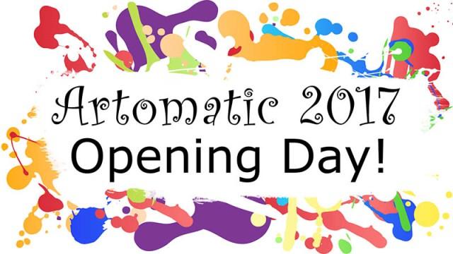 Artomatic 2017 Opening Night.