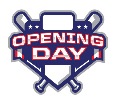 opening day clip art Gallery.
