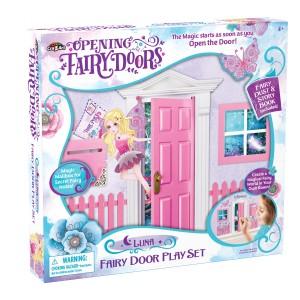 Opening Fairy Doors Luna from Cra.