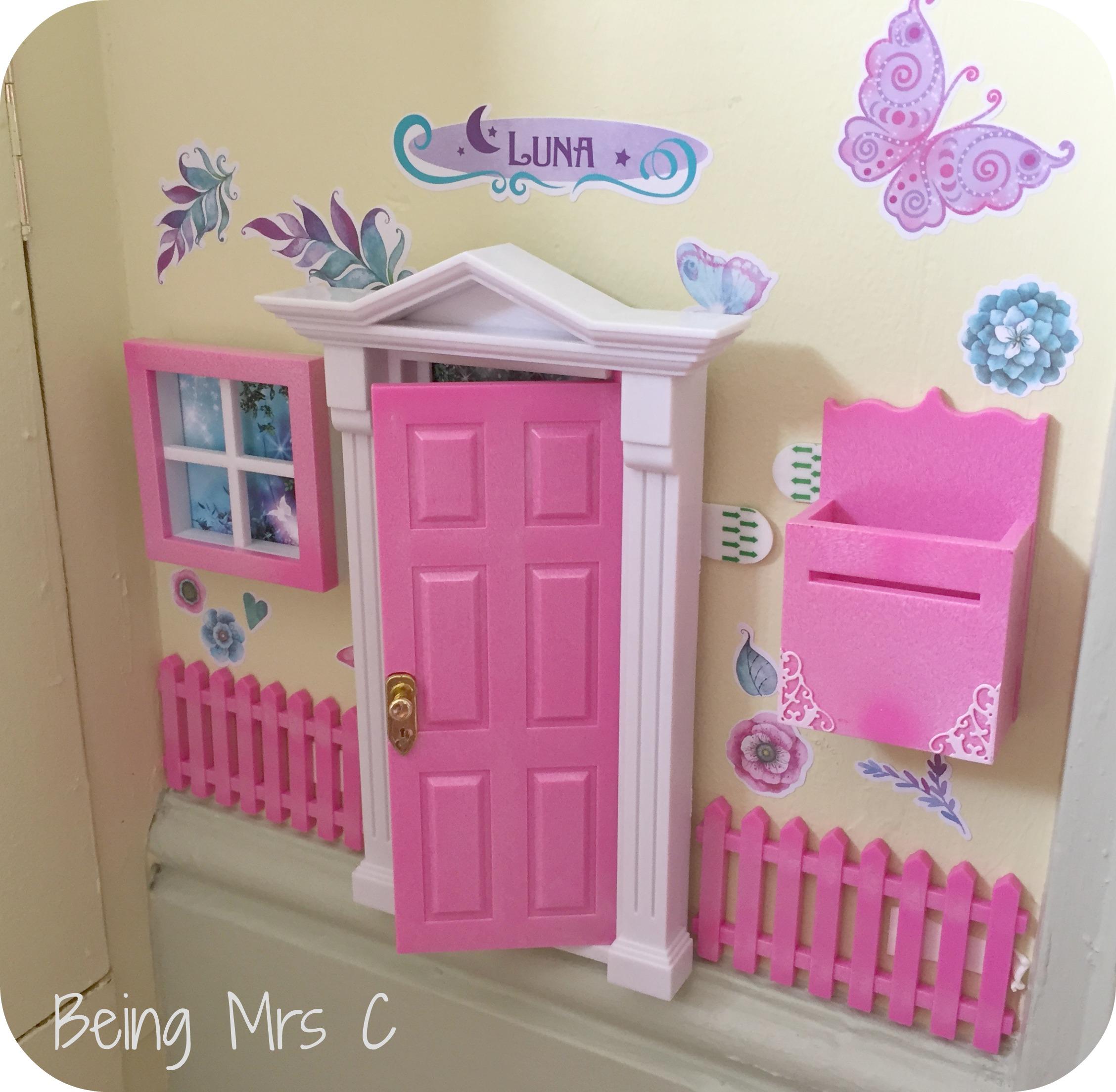 Review: Opening Fairy Doors.